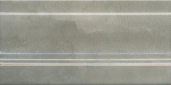 FMD022 Плинтус Стеллине серый 20*10