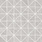 Мозаика декорация Meissen Keramik Grey Blanket  серый 29x29 GBT-WIE091