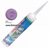 Силиконовый герметик Mapesil AC N. 162 Фиолетовый