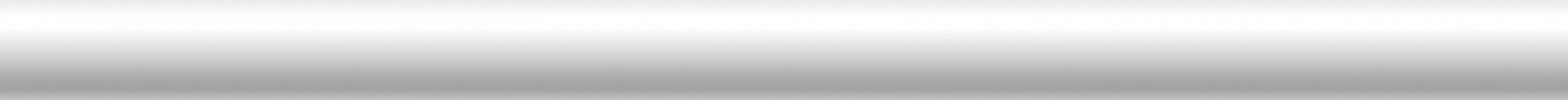 Настенный бордюр Meissen Keramik Gatsby  белый 1,6x25 GT1C051