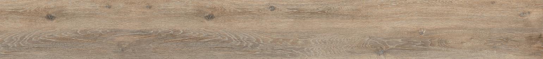 Керамогранит Meissen Keramik Grandwood Natural  коричневый рельеф 19,8x179,8 GWN-GGU114