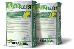 Bioflex S1 KERAKOLL белый - клей для мозаики, керамогранита, плитки, камня