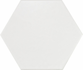 Керамогранит HEXATILE Blanco Mate 17,5х20 см