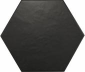 Керамогранит HEXATILE Negro Mate 17,5х20 см