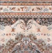 Декор Мраморный дворец ковёр лаппатированный 40,2*40,2