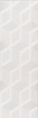 HGD/A428/12146R Морандо белый обрезной 25*75 декор