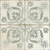Francisco Segarra FS Ivy sage 45х45x1,05 см плитка напольная 45*45 см, 26172