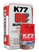 Клей цементный SUPERFLEX K77 серый