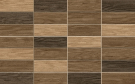 Karelia Mosaic коричневый 25*40