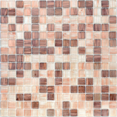 Мозаика CARAMELLE La Passion дЭстре NEW 32,7x32,7x0,4 см (чип 20x20x4 мм)