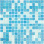 Мозаика CARAMELLE La Passion Лавальер 32,7x32,7x0,4 см (чип 20x20x4 мм)