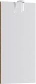 Леон-МР панель с зеркалом и светильником, цвет дуб сонома 40*80*2