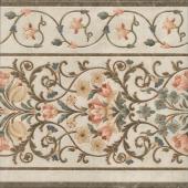Декор Лирия ковёр лаппатированный 40.2*40.2