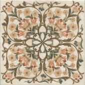 Декор Лирия ковёр центр лаппатированный 40.2*40.2