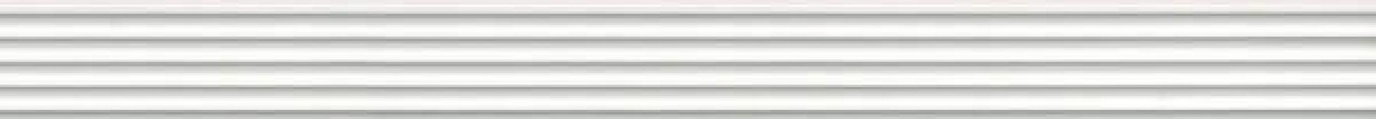 LSA015 Спига белый структура 40*3.4 бордюр