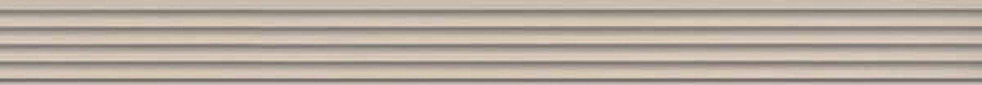 LSA016 Спига бежевый стуктура 40*3.4 бордюр