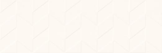 Плитка Meissen Keramik Love You Navy сатинированный белый рельеф 29x89 LYN-WTA052