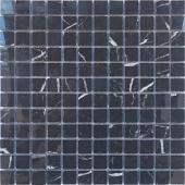 Мозаика LeeDo Marrone oriente POL 29,8x29,8 см (чип 23х23х10 мм), полированный керамогранит