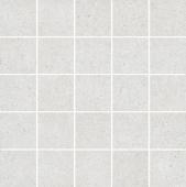 MM12136 Безана серый светлый мозаичный 25*25 декор