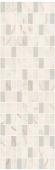 MM12142 Театро бежевый светлый мозаичный 25*75 декор