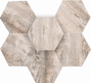 Мозаика SP01 Hexagon 25x28.5 неполированная