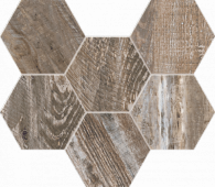 Мозаика SP03 Hexagon 25x28.5 неполированная
