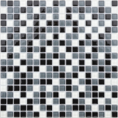 Мозаика CARAMELLE Naturelle Baikal 30,5x30,5х0,4 см (чип 15x15x4 мм)