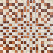 Мозаика CARAMELLE Naturelle Baltica 30,5x30,5х0,4 см (чип 15x15x4 мм)