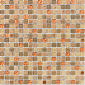 Мозаика CARAMELLE Naturelle Cozumel 30,5x30,5х0,4 см (чип 15x15x4 мм)