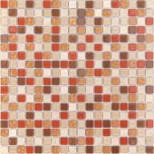 Мозаика CARAMELLE Naturelle Istanbul 30,5x30,5х0,4 см (чип 15x15x4 мм)
