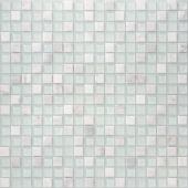 Мозаика CARAMELLE Naturelle Mont Blanc 30,5x30,5х0,4 см (чип 15x15x4 мм)