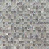 Мозаика CARAMELLE Naturelle Sitka 30,5x30,5х0,8 см (чип 15x15x8 мм)