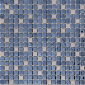 Мозаика CARAMELLE Naturelle Teide 30,5x30,5х0,4 см (чип 15x15x4 мм)
