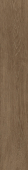 Wood Керамогранит New Wood темно-бежевый рельеф 15х90