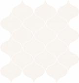Мозаика чешуя Meissen Keramik Ocean Romance  белый 28,1x29,3 ONR-WIN051