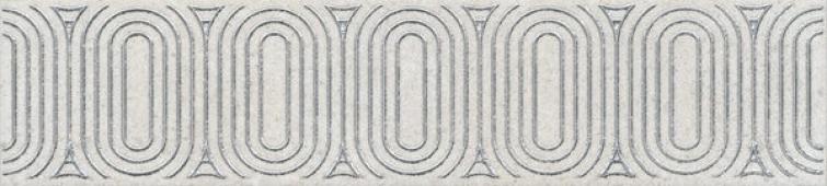 OP/A206/12136R Безана серый светлый обрезной 25*5.5 бордюр