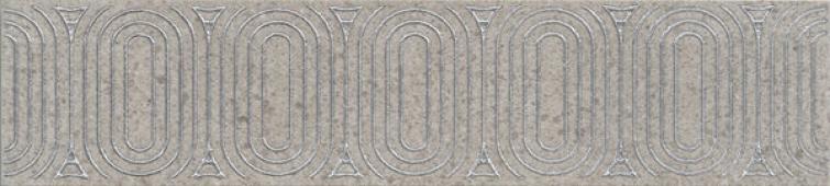 OP/B206/12137R Безана серый обрезной 25*5.5 бордюр