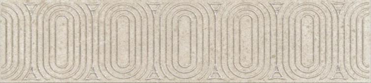 OP/C206/12138R Безана бежевый обрезной 25*5.5 бордюр