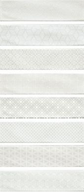 Opal Decor White 30*7.5 (микс из 8 видов)
