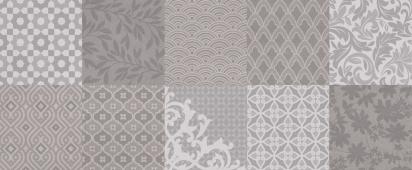 Osaka pattern серый 50*20