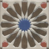 Декор Паласио 9,9*9,9 VT\A65\1266