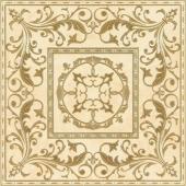Palladio beige decor pg 02 45*45 керамогранит