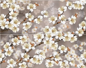 AZORI Amati 505x402 Sakura панно из 2 частей