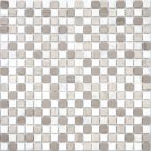 Мозаика LeeDo Pietrine Pietra Mix 3 матовая 30,5x30,5х0,4 см (чип 15x15x4 мм)