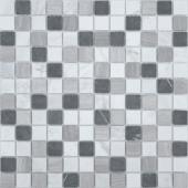 Мозаика CARAMELLE Pietrine Pietra Mix 4 матовая 29,8x29,8x0,4 см (чип 23x23x4 мм)