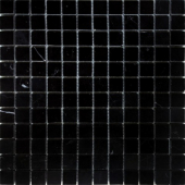 Nero Oriente матовая 29,8x29,8х0,4 см (чип 23х23х4 мм)