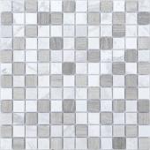 Pietra Mix 2 матовая 29,8x29,8х0,4 см (чип 23х23х4 мм)