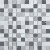 Pietra Mix 4 матовая 29,8x29,8х0,4 см (чип 23х23х4 мм)
