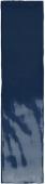 POITIERS BLUE/30 плитка настенная 7.5*30 см