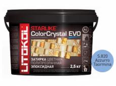 Затирка эпоксидная STARLIKE COLOR CRYSTAL EVO S.820 Azzurro Taormina LITOKOL